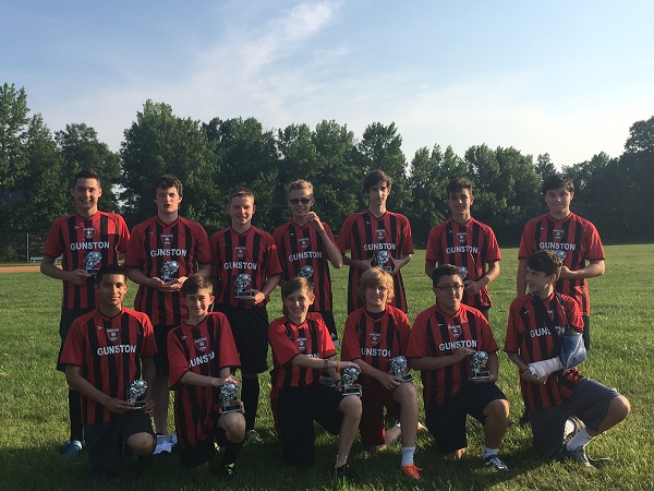 U16 Boys Suburban Friendship League Finalists
